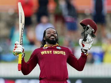 Chris Gayle. Getty