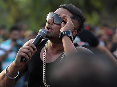 Honey Singh has spoken out about his battle with bipolar disorder. Image from AFP