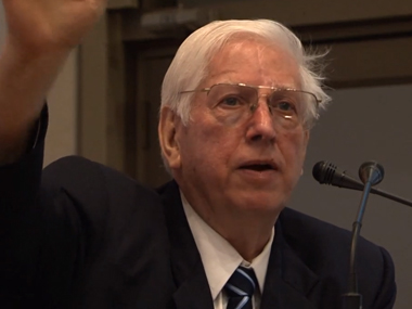 File image of Walter Andersen. Screen grab from YouTube