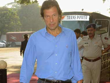 File photo of Imran Khan. Getty Images