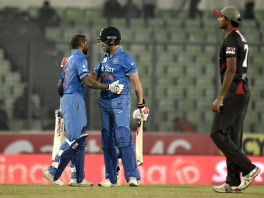 It was India's biggest T20I win. AFP