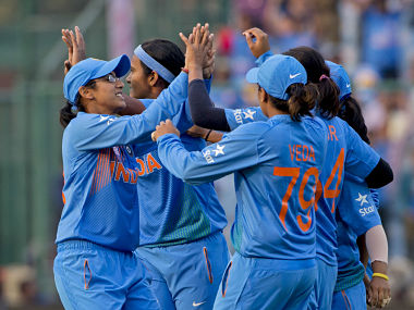 Indian Women's cricket team. AP
