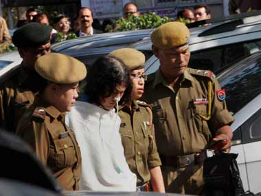 Irom Sharmila. File photo. PTI
