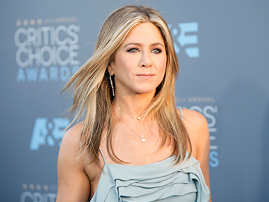 Jennifer Aniston. Image from Reuters