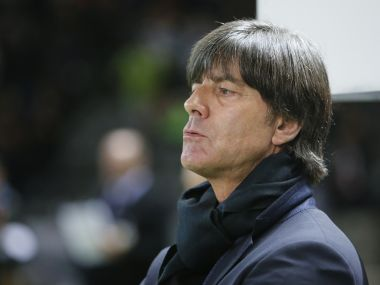 Germany coach Joachim Low. Reuters