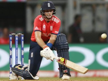 Joe Root has been the most prolific batsman for England in the World T20 so far. AP