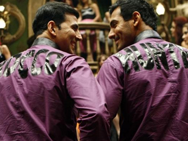 John Abraham and Akshay Kumar have worked together in hit films like Desi Boyz and Housefull 2
