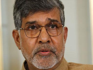 Kailash Satyarthi. Reuters