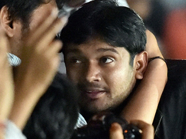 We have to unite against forces like RSS, ABVP and  BJYM to safeguard the Constitution: Kanhaiya to students in Pune