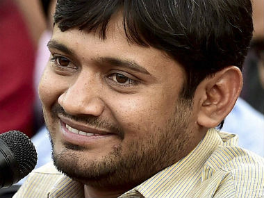 'I'm an activist as a student and will be an activist as a professor': Kanhaiya Kumar. PTI