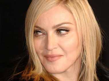 Madonna is locked in a custody dispute with ex-husband Guy Ritchie over their son Rocco. Image from IBNlive