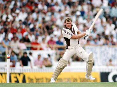 Martin Crowe. Getty Images