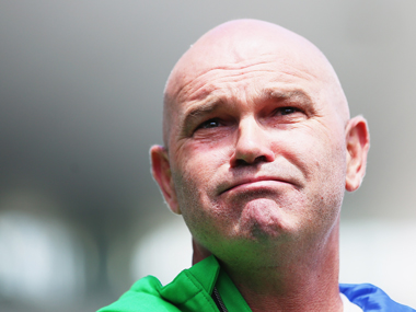 File photo of Martin Crowe