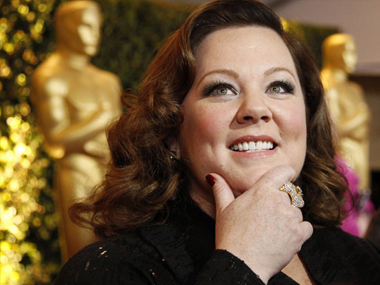 Melissa McCarthy. Image from IBNlive