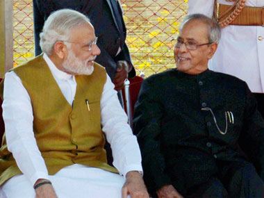 Pranab Mukherjee could be Narendra Modi's Kalam;  even the Opposition can't object