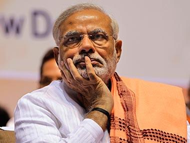 Narendra Modi. AP
