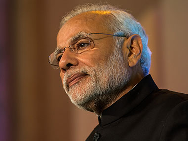 Narendra Modi. Getty Images