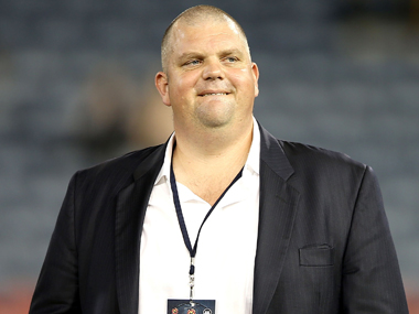 Nathan Tinkler. Getty Images