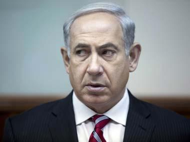 File image of Israel prime minister Benjamin Netanyahu. AP