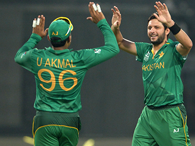 Pakistan will look to disrupt New Zealand's run. AFP