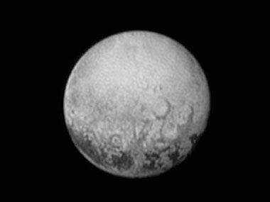 File photo of Pluto. AP
