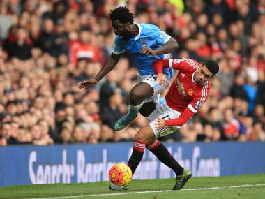 Manchester Derby. GettyImages