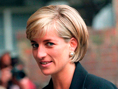 Princess Diana. Reuters