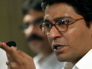 Raj Thackeray. AFP
