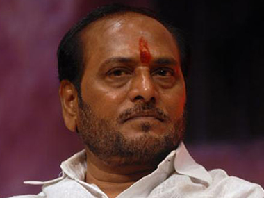 A file photo of  Ramdas Kadam. PTI