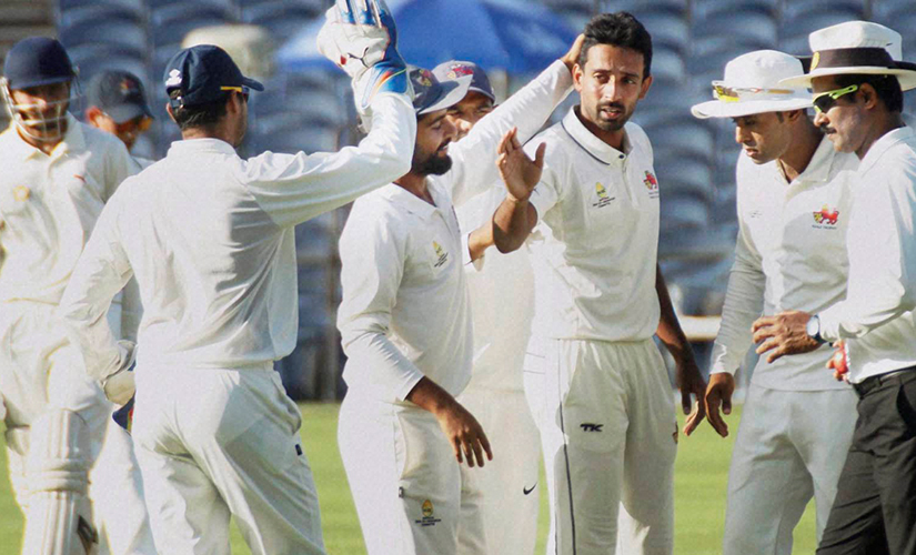 After a tumultuous time in 2012/13, since when they have lost a lot of senior players, Mumbai came back strongly this year. Dhawal Kulkarni (C) showed his experience in the final. PTI