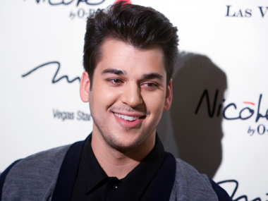 Rob Kardashian. Image from Reuters