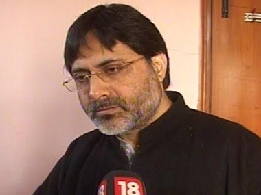 SAR Geelani. File photo. IBNLive