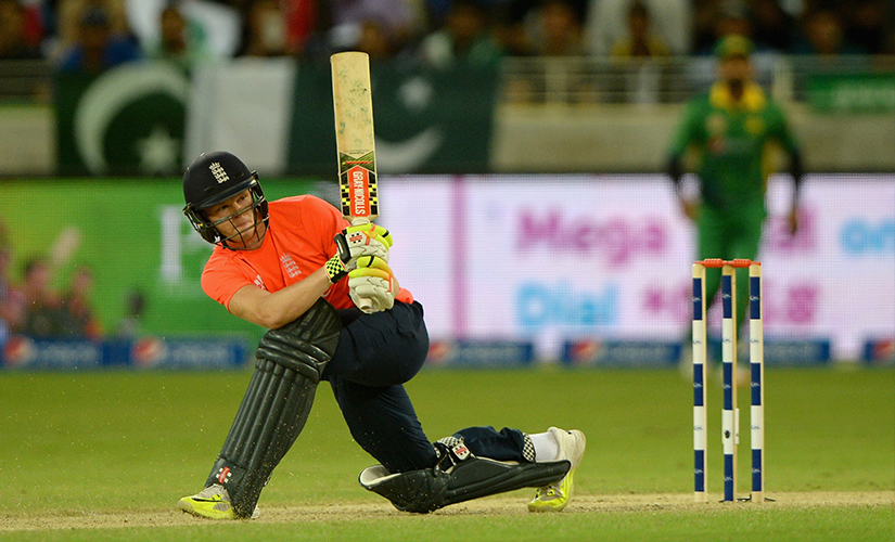 Sam Billings. Getty Images