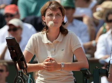 Sandra de Jenkin. AFP