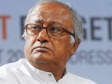 Saugata Roy. Image Courtesy: Facebook
