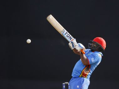 Mohammad Shahzad lived up to his billing as an entertainer. AP