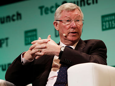 File photo of Sir Alex Ferguson. GettyImages