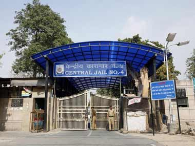 Tihar Jail. Reuters