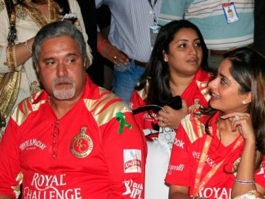 File photo of Vijay Mallya. Getty Images