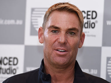 File picture of Shane Warne. Getty Images