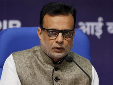 Revenue secretary Hasmukh Adhia. Reuters
