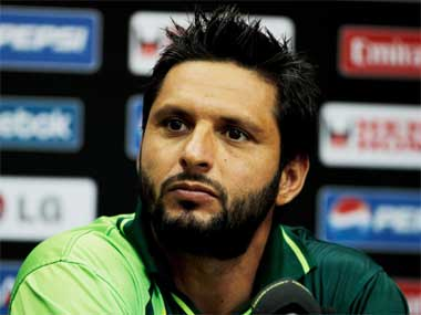 File photo of Shahid Afridi. Getty Images