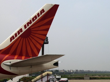 An Air India aircraft. Reuters