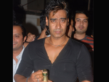 Ajay Devgn. Image from Reuters