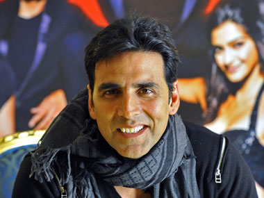 Akshay Kumar. Image from Reuters