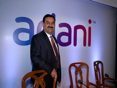 Adani Group Chairman, Gautam Adani. Getty Images