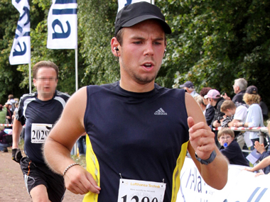 File photo of Germanwings co-pilot Andreas Lubitz. AFP