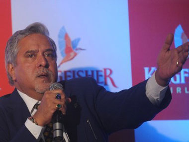 Vijay Mallya. (File photo)