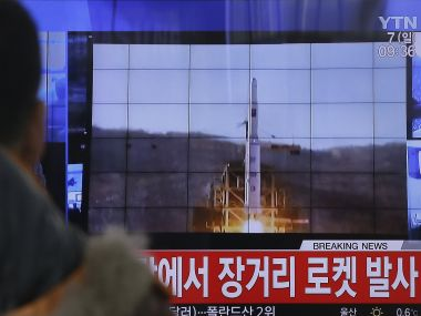 File image of North Korea's nuclear test. AP