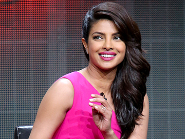 Priyanka Chopra. Getty Images